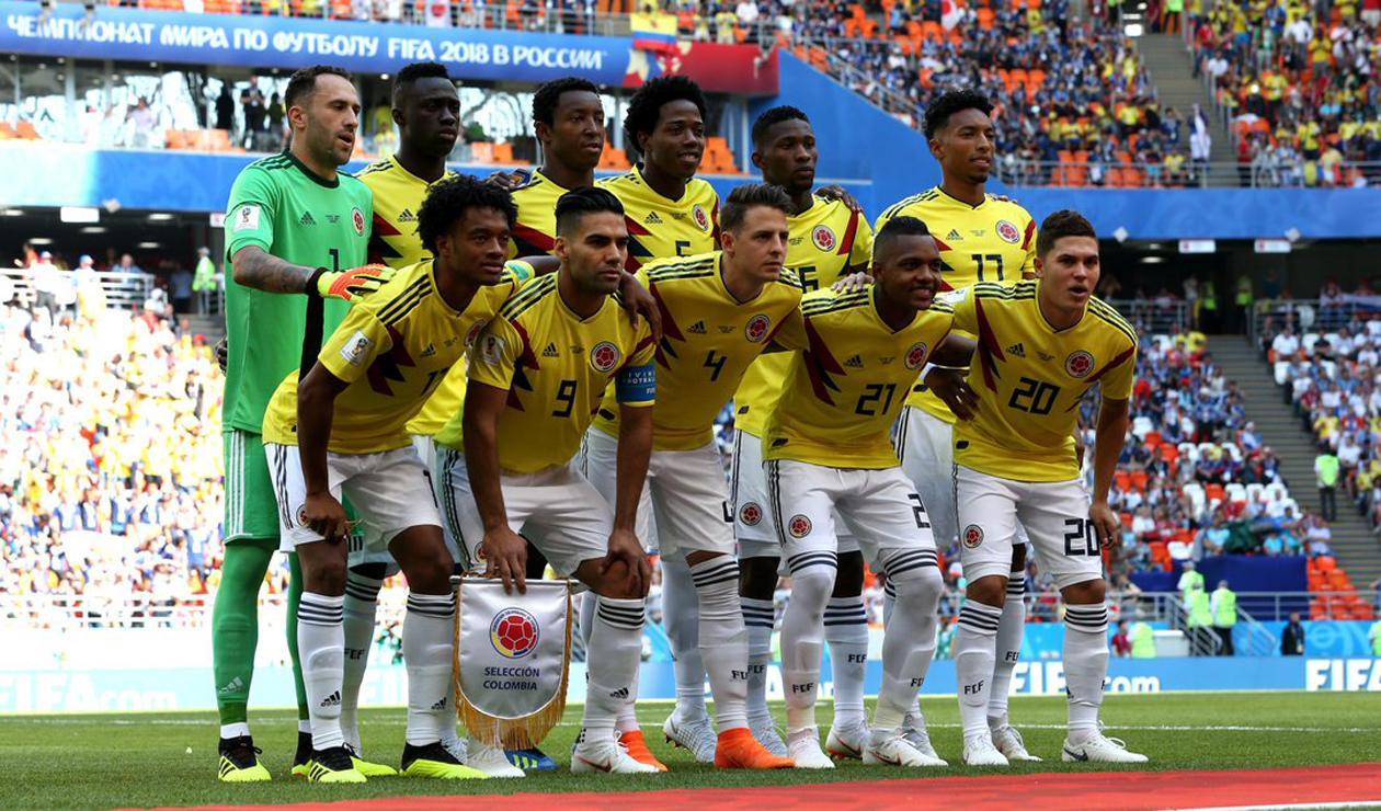 Tras 20 años, Colombia volvió a derrotar a Chile en casa en unas Eliminatoria