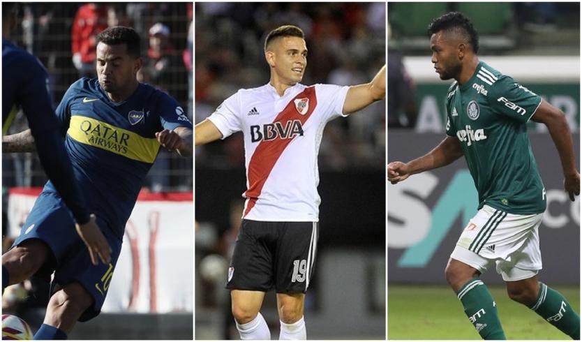 Santos Borré salió lesionado y preocupa a Gallardo en el River Plate