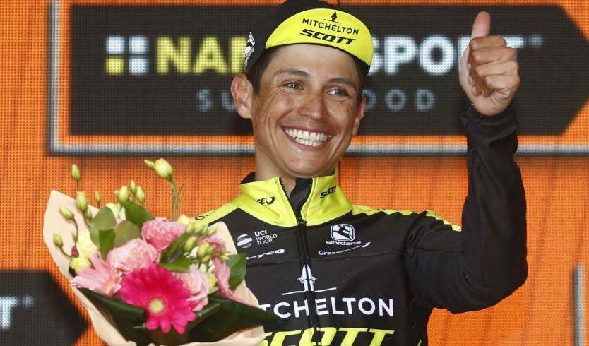 Conozca la lista de colombianos que correrán la Vuelta a España