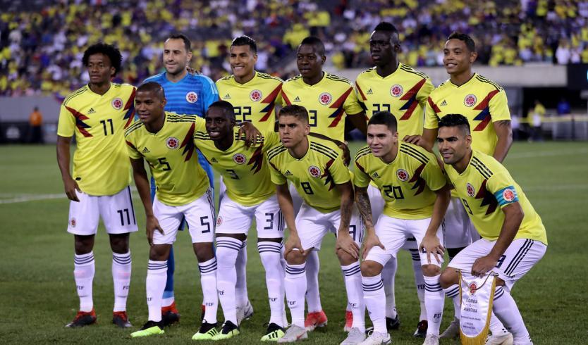 Colombia empata 1 – 1 contra Bolivia en La Paz
