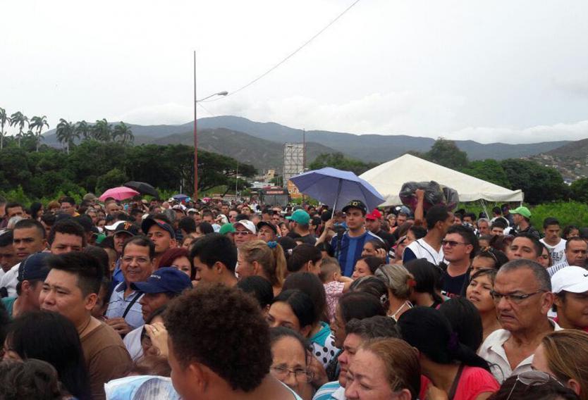 Representantes del gobierno de Maduro avalan la reapertura de la frontera
