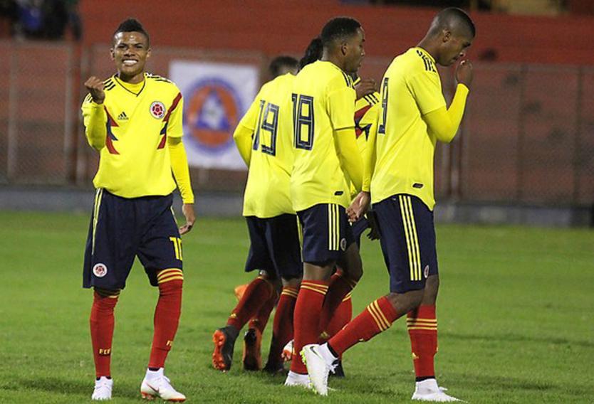 Los cambios de la tabla de posiciones tras el empate de Colombia con Ecuador
