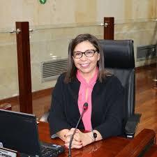 Constanza Ramos, lideresa de Cundinamarca, digna representante de la mujer Cundinamarquesa.