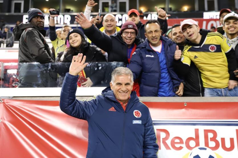 «Con humildad me voy»: El mensaje de despedida de Queiroz de la Selección Colombia