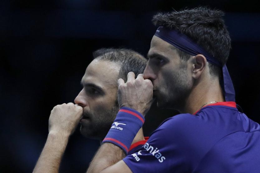 Cabal y Farah lograron primer triunfo del año en el ATP 500 de Acapulco