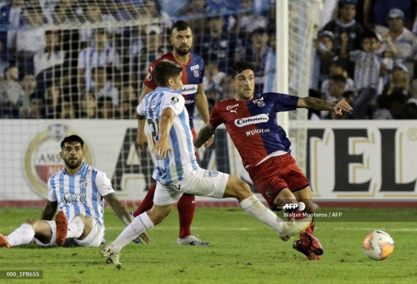 Gracias a los penales, Medellín clasificó a fase de grupos de la Libertadores