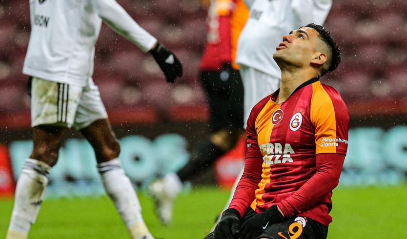 DT de Falcao en Galatasaray dio positivo por Covid-19
