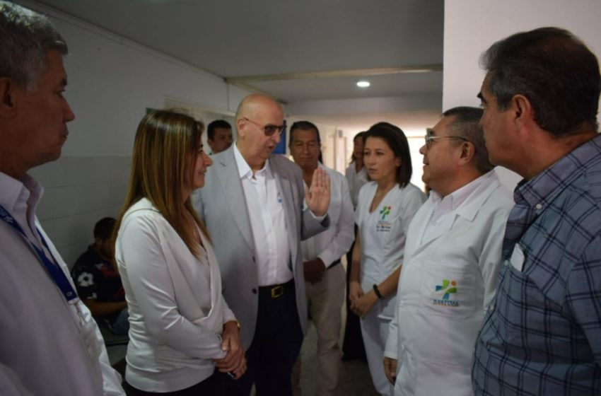 Gilberto Alvarez, secretario de salud del departamento de Cundinamarca, nos informa de las medidas y las estrategias que se estan tomando en el departamento para frenar la propagación de Covid 19 en nuestros municipios.