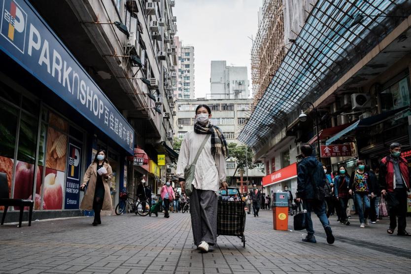China afrima tener menos de 1.300 contagiados «activos» de coronavirus