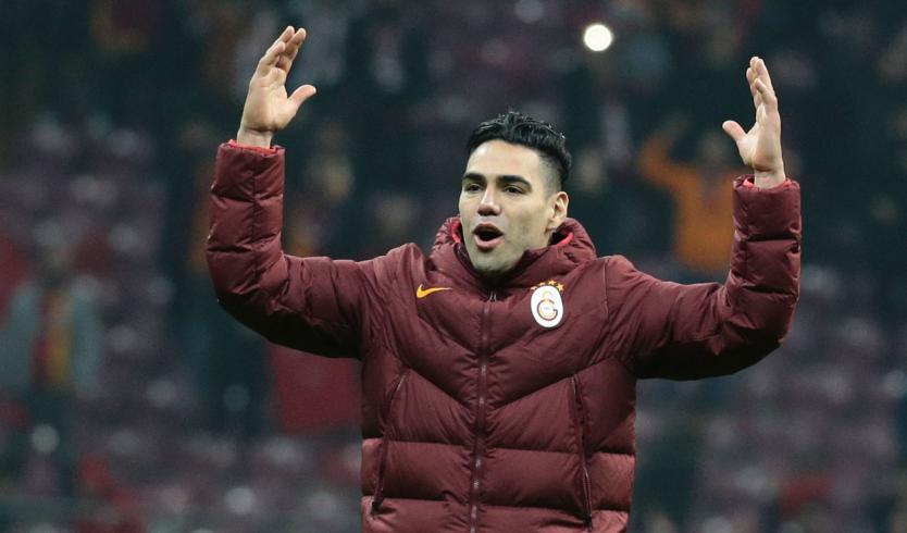 Falcao regresa a una convocatoria de Galatasaray después de dos meses