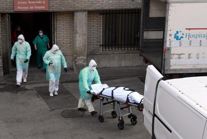 Reportan más de 41.000 muertos por Covid-19 en el mundo