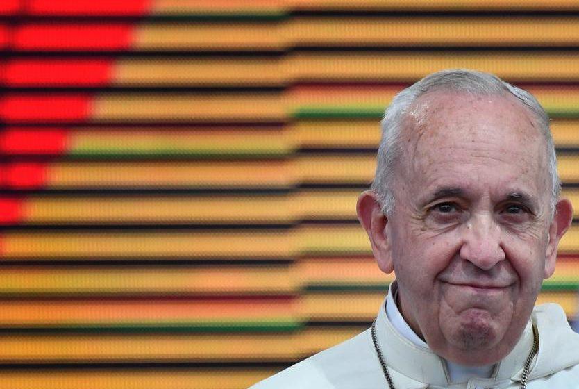 El Papa rezó por los periodistas que trabajan en medio de la crisis del coronavirus