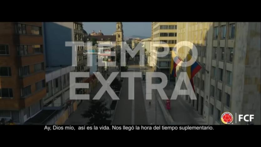 Jugadores de la Selección Colombia hacen llamado para pasar «tiempo extra» en casa