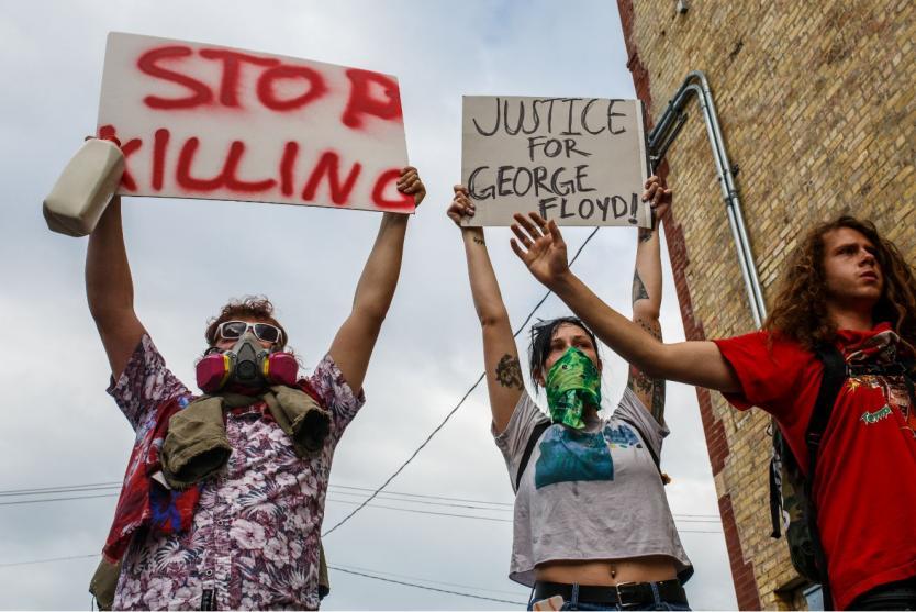 Libertad bajo fianza para el expolicía acusado por el asesinato de George Floyd