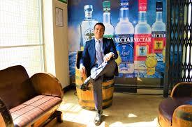 Jorge Machuca, Gerente empresa de licores de Cundinamarca y las innovaciones de sus productos.