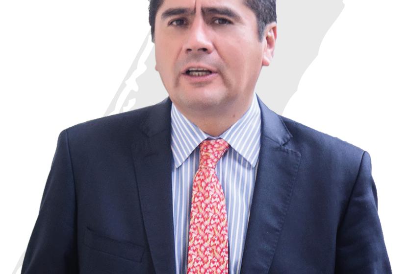 Oscar Sánchez, representante a la cámara y el proyecto Región Metropolitana.