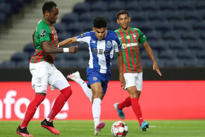 Porto, con Matheus Uribe y Luis Díaz, derrotó a la Juventus en la Champions League