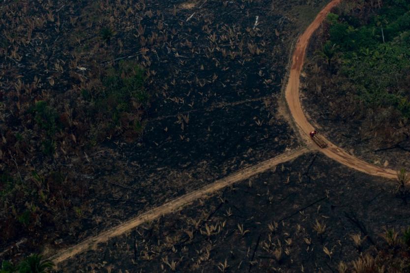 Amazonía brasileña sufre en junio los mayores incendios en más de una década