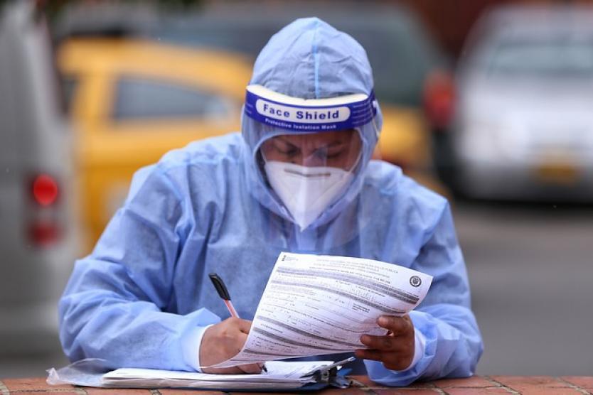 Colombia registró 5.335 casos de coronavirus en un día