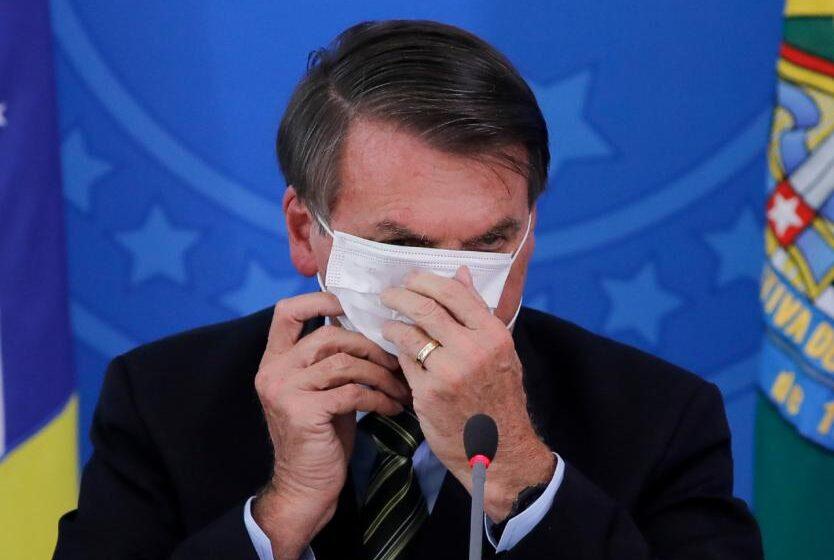 La esposa de Jair Bolsonaro también tiene coronavirus