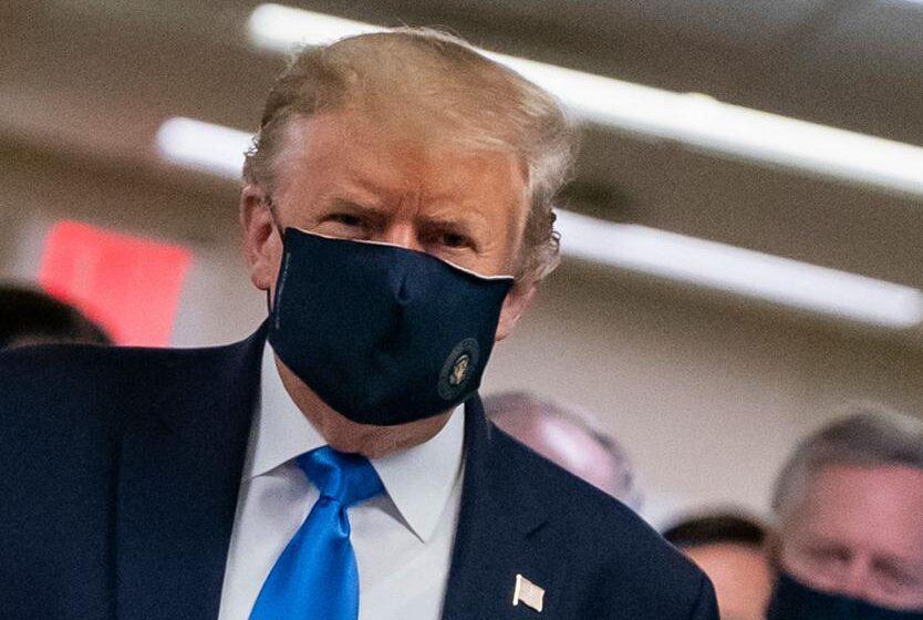 Hijo menor de Donald Trump dio positivo en coronavirus, revela la primera dama