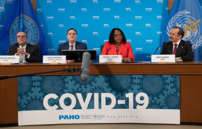 EE.UU. reanudará aportes financieros a la Organización Panamericana de la Salud
