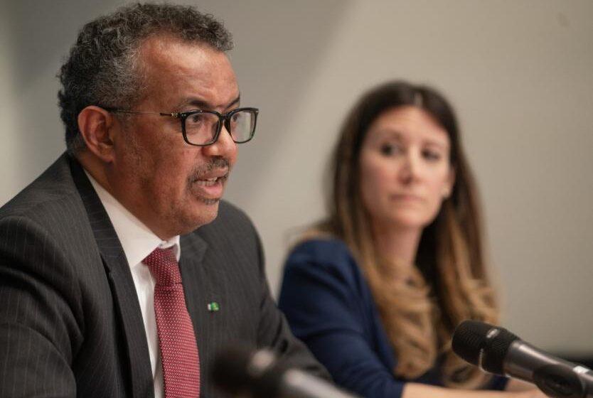 OMS, criticada por su gestión en la pandemia, crea comité para evaluarla