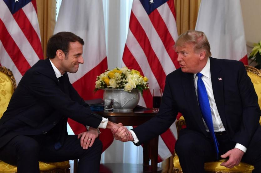 Trump y Macron se reunirán por videoconferencia para coordinar ayuda a Líbano