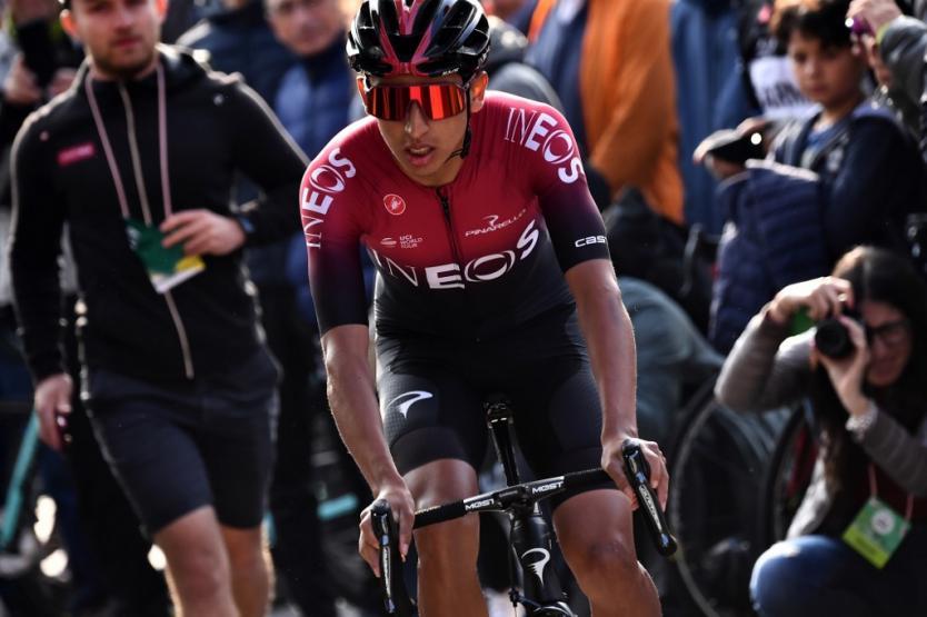 Nairo Quintana y Egan Bernal se medirán de nuevo en el Criterium Dauphiné