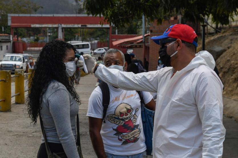 Maduro extendió 30 días más «estado de alarma» en Venezuela por pandemia