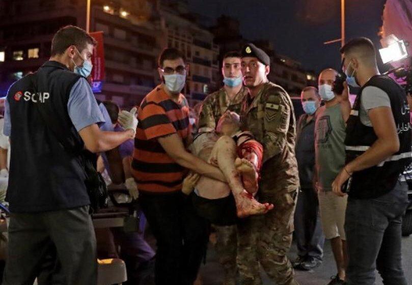 Explosión en Líbano deja más de 100 muertos y 4.000 heridos