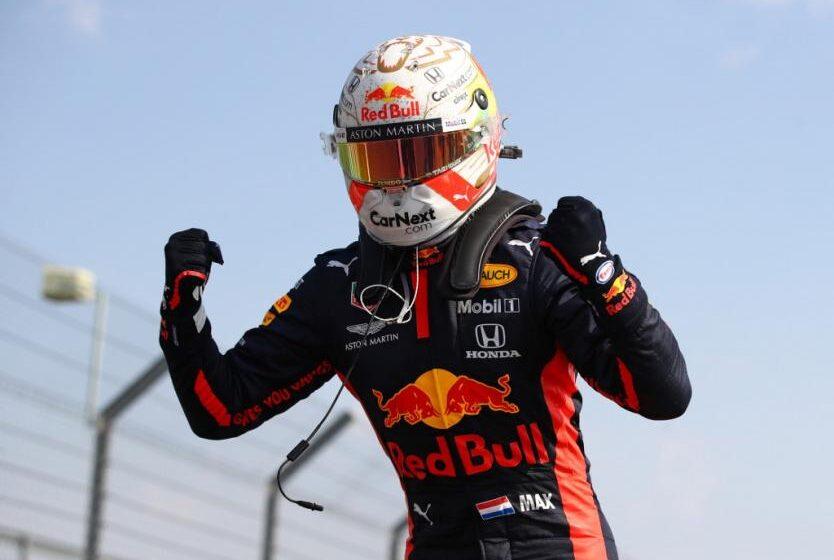 Verstappen gana en la Fórmula 1 en Reino Unido