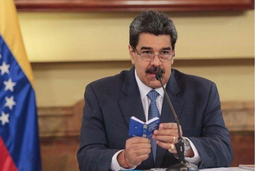 Maduro pide a Colombia y Brasil cooperar para tratar el coronavirus en la frontera