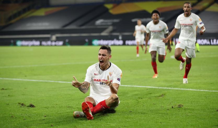 Con un gol en el minuto 88, Sevilla clasificó a las semifinales de la Europa League