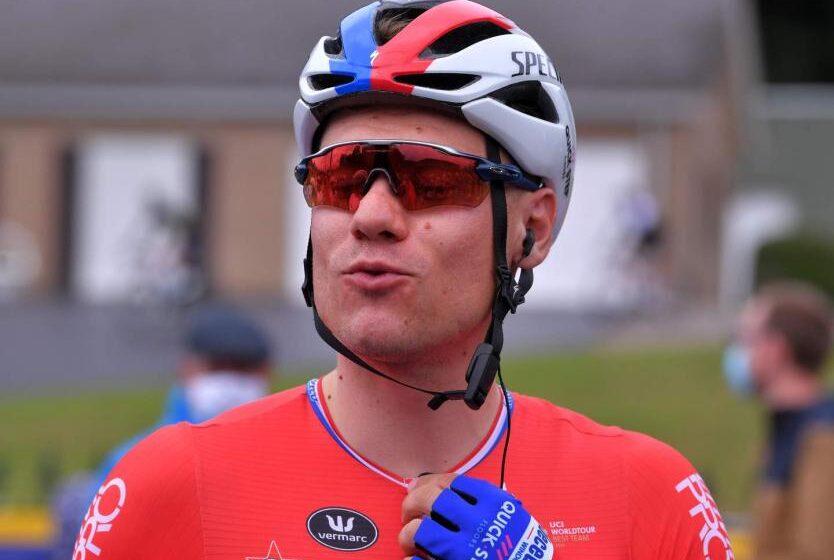 Descartan daño cerebral y afectación en la médula espinal para el ciclista Fabio Jakobsen