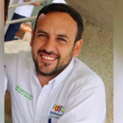 Juan Gabriel Ayala, Secretario de Competividad y la ayuda para el campesino con la agencia comercial de Cundinamarca.