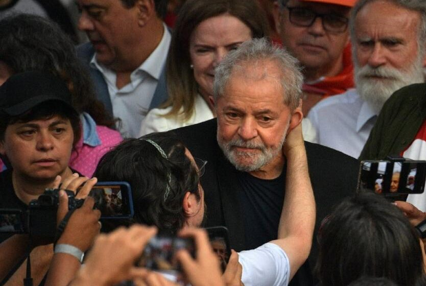 Fiscalía brasileña denunció a Lula por lavado de sobornos de Odebrecht