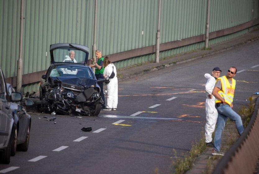 Alemania castigará con cárcel a quienes tomen fotos de muertos en accidentes