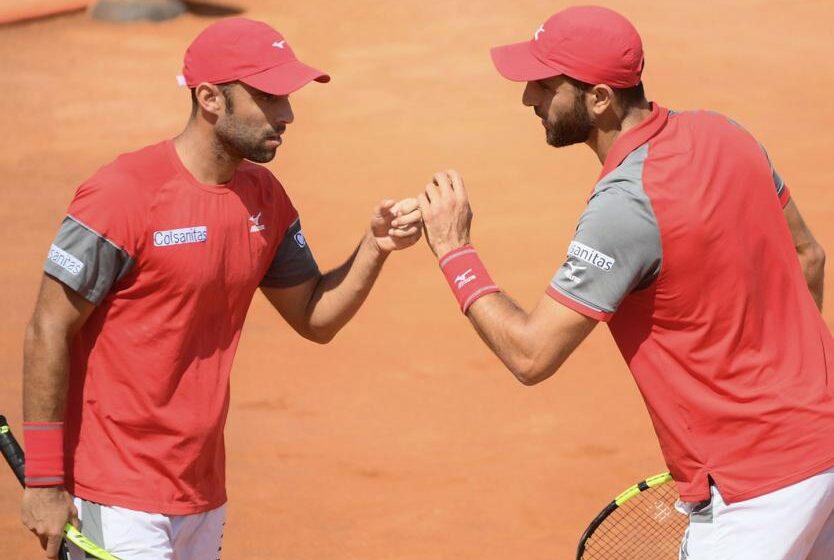 Los tenistas Cabal y Farah avanzaron a segunda ronda del ATP de Cerdeña