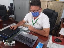 Orlando Tinoco, secretario de Gobierno de Villeta y las medidas para frenar los contagios de Covid 19 en el municipio.