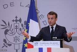 Macron se aislará siete días tras dar positivo por coronavirus