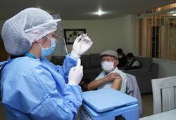 A Colombia han llegado más de tres millones de vacunas anticovid