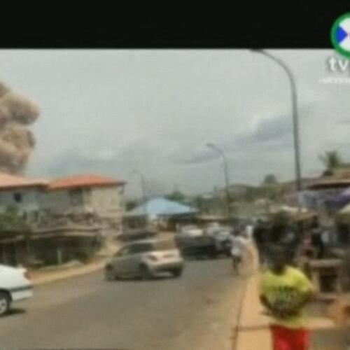 Cadena de explosiones deja saldo parcial de 20 muertos y 420 heridos en Guinea Ecuatorial