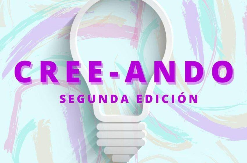 Cree-ando, fundación de jóvenes emprendedores del país.