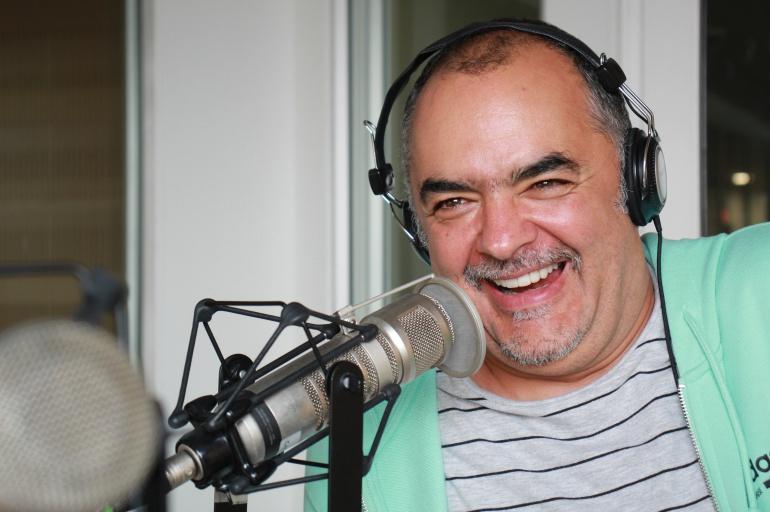 Beto Arango, gran presentador, actor, comediante y coach y su proyecto con los caballos.